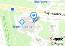 Компания «Золотая мечта» на карте