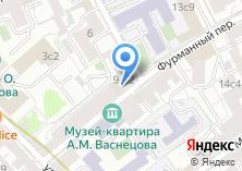 Компания «Союзводгео» на карте