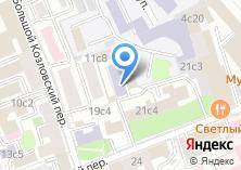 Компания «Энциклопедия российских деревень» на карте