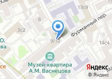 Компания «АРБК» на карте