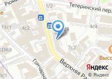 Компания «Адвокатский кабинет Штабровского М.А» на карте