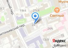 Компания «Bronevik.com» на карте