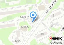Компания «Астроконсалт» на карте