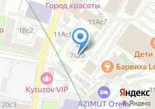 Компания «Автомойка на Дербенёвской» на карте