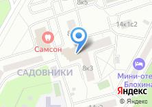 Компания «СПЕЦХИМПРОДУКТ» на карте