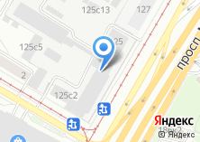Компания «ГосНИИ приборостроения» на карте