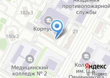 Компания «АЛЕКС ККМ сервис» на карте
