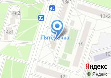Компания «Васка» на карте