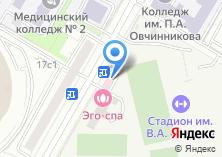 Компания «АртБизнес оптово-розничная компания» на карте