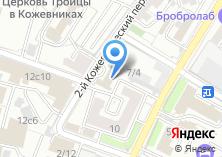 Компания «МОСКВА-СИТИ БАНК» на карте