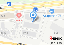 Компания «Марка Мира» на карте