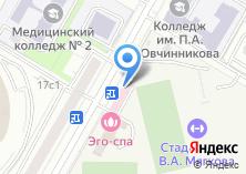 Компания «СпортВсегда» на карте