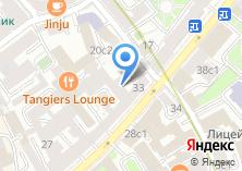 Компания «АИС ИНТЭЛС» на карте