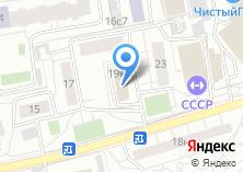 Компания «Заказать пиявки» на карте