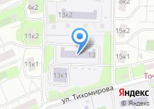 Компания «Детский сад №594» на карте