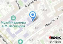 Компания «Детский сад №2334» на карте