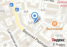Компания «ЦЕНТР ПРАВОВОЙ ПОДДЕРЖКИ ПРЕМЬЕР» на карте