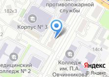 Компания «Автошкола при МГТУ им. Баумана» на карте