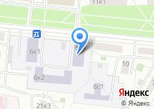 Компания «ИТиГ Институт туризма и гостеприимства» на карте