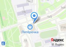 Компания «Lextorn» на карте