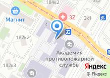 Компания «Антип» на карте
