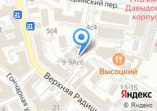 Компания «Райкин и партнеры» на карте