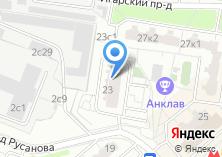 Компания «NR» на карте