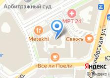 Компания «Orlikov plaza» на карте