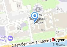Компания «Maxi Space» на карте