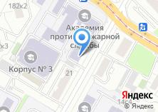 Компания «Комитет по труду и занятости населения Московской области» на карте