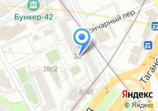 Компания «Mospvs» на карте