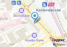 Компания «Мосжелдорпроект» на карте