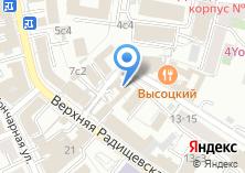 Компания «Фокс-Дизайн» на карте