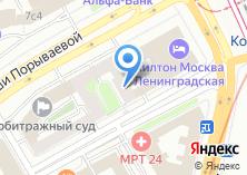 Компания «003.ru» на карте