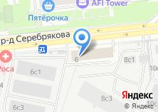 Компания «Action-drive.ru» на карте