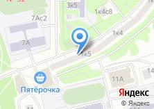 Компания «НЕО XXI Век» на карте