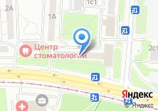 Компания «Почтовое отделение №127642» на карте