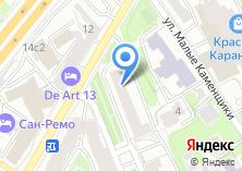 Компания «Музпром» на карте