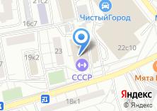 Компания «Лор-Астма» на карте