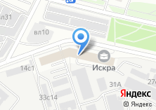 Компания «Московский деловой бизнес клуб» на карте