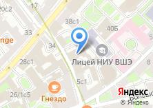 Компания «Адвокатский кабинет Кудрявцева В.А.» на карте