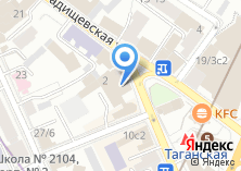 Компания «Дом Русского Зарубежья им. А. Солженицына» на карте