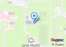 Компания «Средняя общеобразовательная школа №1640» на карте