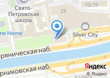Компания «ГОРТЕСТ» на карте