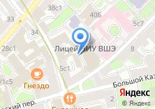 Компания «СоюзПропертиДевелопмент» на карте