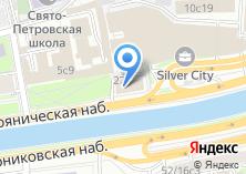 Компания «Диалог-Сети» на карте
