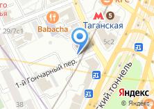 Компания «Крафт & Драфт Taganka Local PUB» на карте