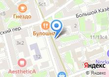Компания «Svr Group» на карте