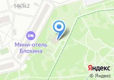 Компания «Москомспорт» на карте