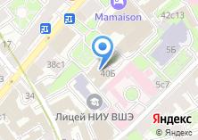 Компания «Покров Двор» на карте